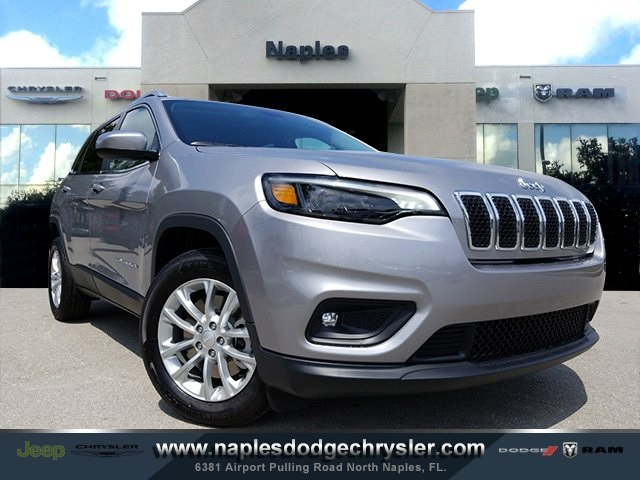 New 2019 JEEP Cherokee Laude Sport Utility in Naples #D143859 ...