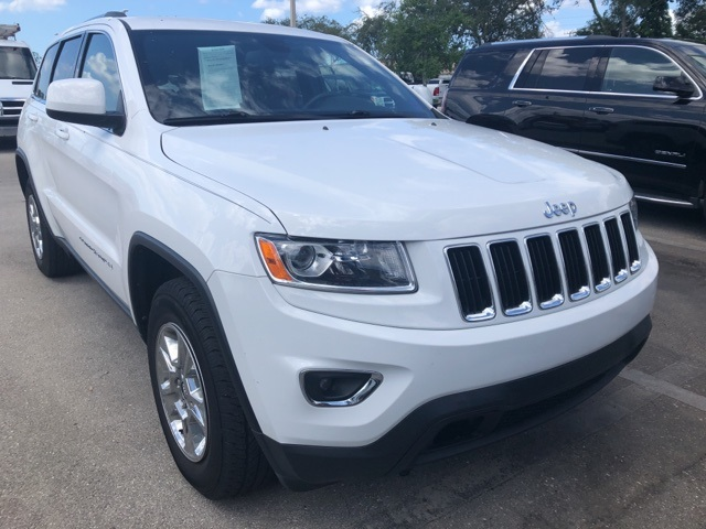 Beautiful Pre Owned 2014 Jeep Grand Cherokee Laredo
