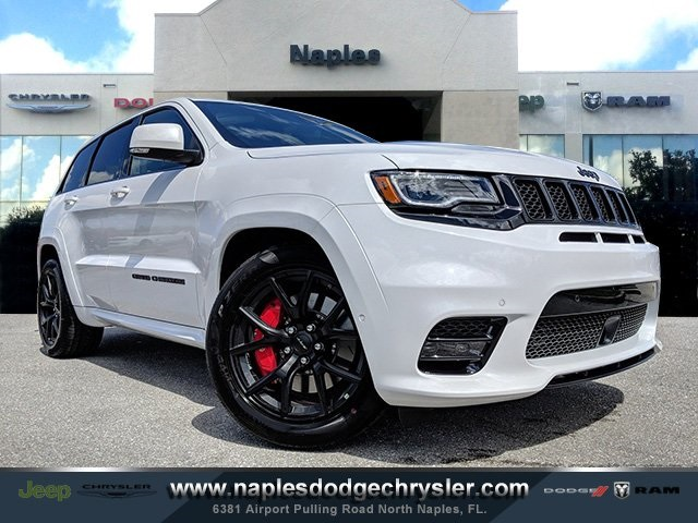 New 2019 Jeep Grand Cherokee Srt Sport Utility In Naples C551605
