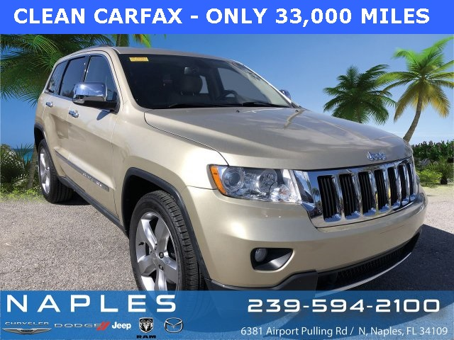 Pre-Owned 2011 Jeep Grand Cherokee Limited