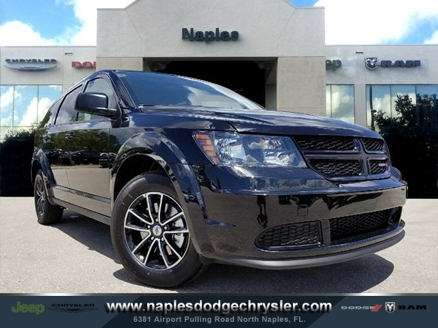 New 2018 DODGE Journey SE Sport Utility in Naples #T303488 | Naples
