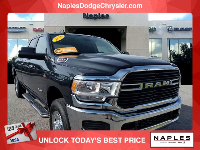 Certified Pre-Owned 2019 Ram 3500 Big Horn