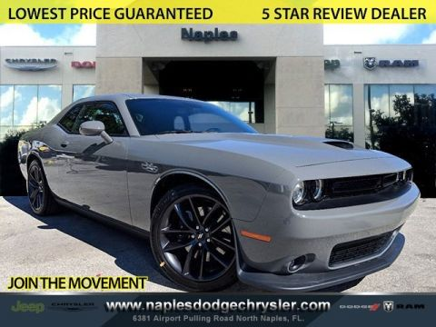 New 2019 DODGE Challenger Coupe in Naples # | Naples
