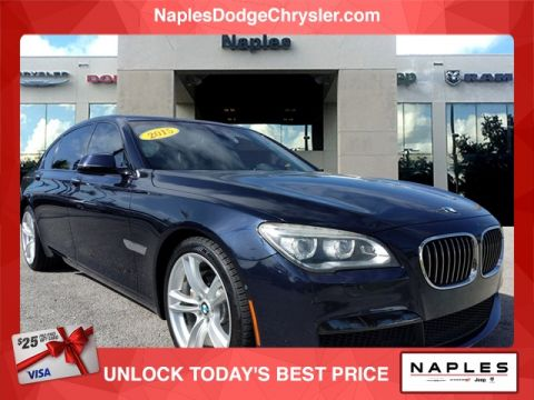 Pre-Owned 2015 BMW 7 Series 740Li